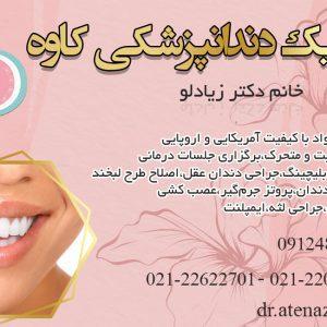 بهترین دندانپزشک در قیطریه
