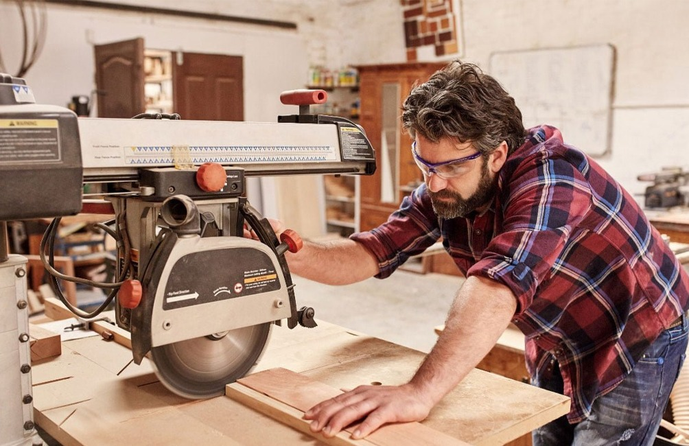 دستگاه های مورد استفاده در صنعت چوب