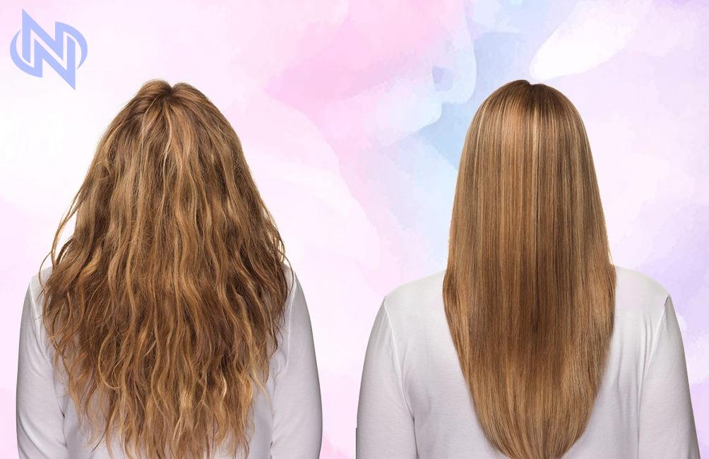 جدیدترین روش کراتینه مو