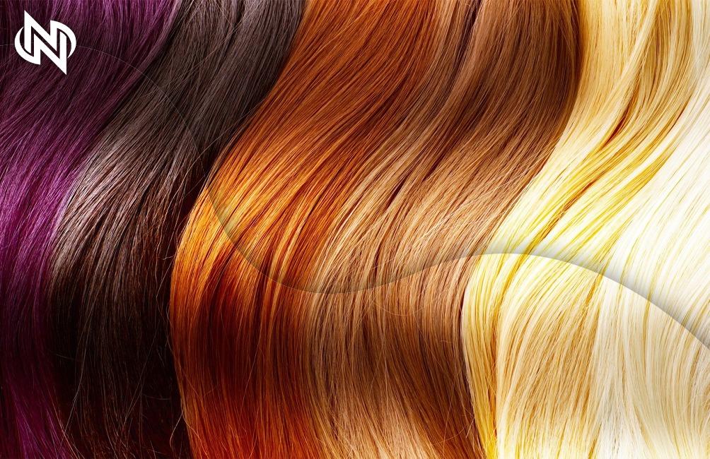 معرفی بهترین انواع رنگ مو و فرمول ترکیبی آنها